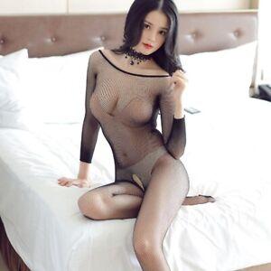 Mesh-Bodysuit-Transparent-Backless-Crotchless-Mesh-Temptation-Body-Stockings