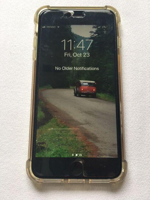 Apple iPhone 6 Plus - 128GB - Silver (Verizon) A1687 (CDMA + GSM)