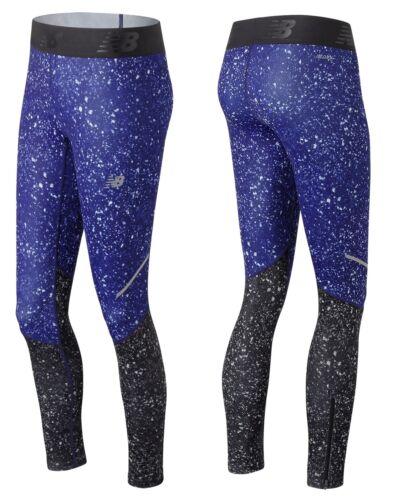 New Balance Damen Tights Hose Leggings Sporthose Fitness Jogging Sport WP73135