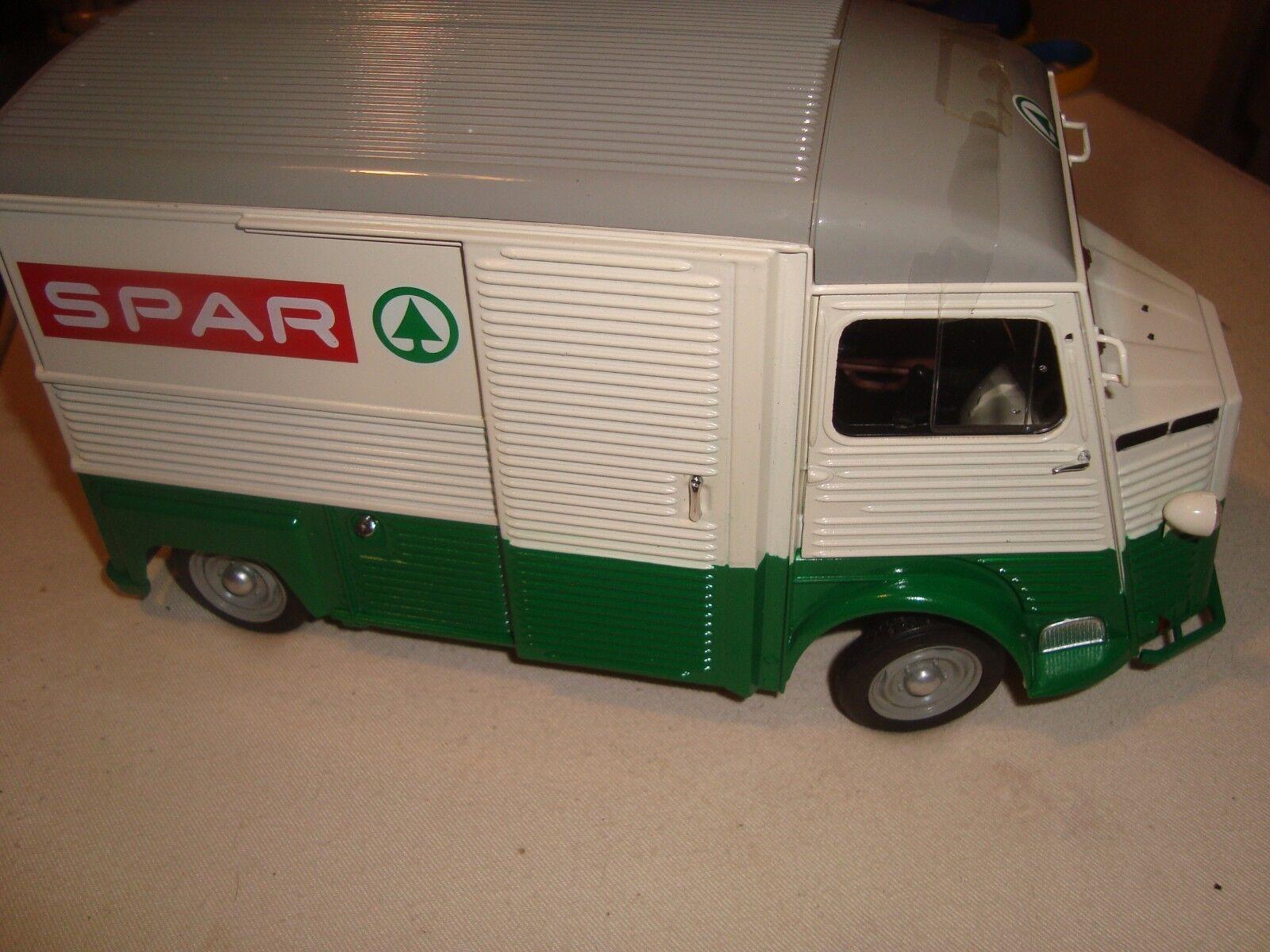 Citroën Tube HY 1969 1969 1969 EPICERIE SPAR SOLIDO  SO 1850015 Echelle 1 18 neuf en boite ce45d5