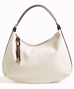 ae2ead2d451a Image is loading Michael-Kors-Collection-Bag-Bag-Skorpios-Lg-Shoulder-