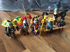 Playmobil 3668 Knight's Training Field + Add On Sets