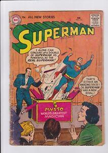 Superman-111-Feb-1957-DC-Comics-FR-GD-complete