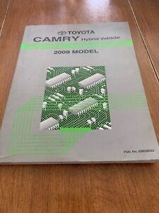 2009 Toyota Camry Hybrid Electrical Wire Diagram | eBay