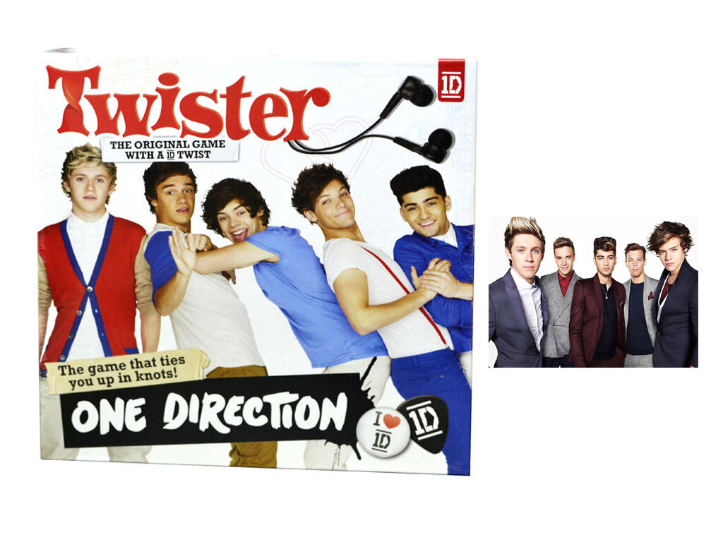 ONE Direction Twister GIOCO originalw    1D Twist Xmas REGALO DIverdeENTE PARTY TWIST  vendita outlet online