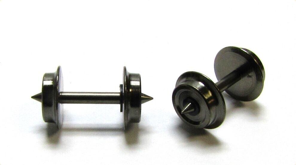 72 x precisión-juego de ruedas Piko lkdm 6,2 mm eje 15,2 mm pista n 1 160 E.I.