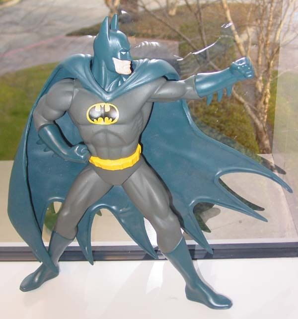 13  Dc Comics Batman Figura De Acción Rara & ¡ nuevo