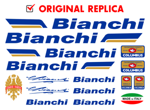 Bianchi-Decals-Stickers-Bicycle-Vinyl-Graphics-Set-Autocollant-Aufkleber-Adesivi