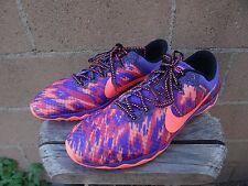 NEW Nike Zoom Rival Waffle Track Flat Purple 749352 - 580 Size Men 6 Women 7.5
