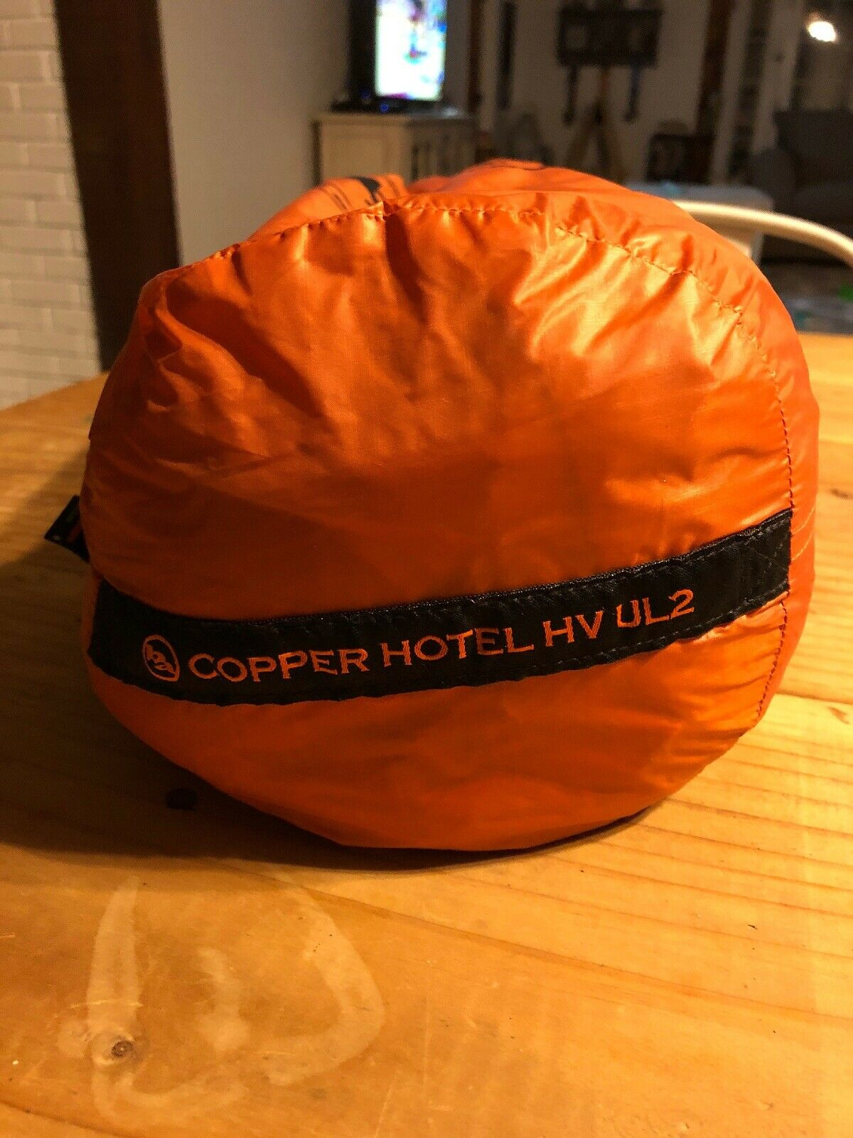 Big Agnes Copper Hotel HV UL2 Tent