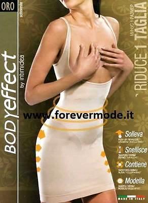 SOTTOVESTE MODELLANTE DONNA MICROFIBRA SENSI ART CA396L