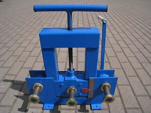 Image is loading ROLL-BENDER-TUBE-PIPE-BENDER-RING-ROLLER-BENDING- & ROLL BENDER TUBE PIPE BENDER RING ROLLER BENDING MACHINE SUPER HEAVY ...