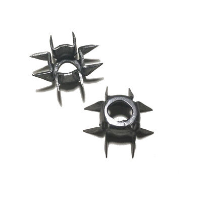 50pcs Broadhead Ripper Adder Point Great For Outdoor Turkey Small Archery Game