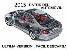 Datos Del Garaje Datos Del Taller De Garaje Datos Del Automvil 2015 Lt V