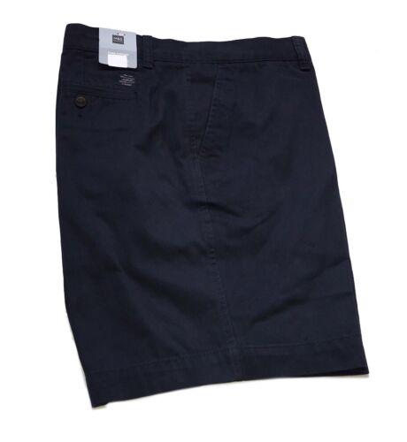W-36 m/&s homme en pur coton Bleu Marine Pantalon Chino Shorts RRP £ 25