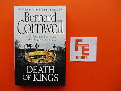 Death Of Kings By Bernard Cornwell - P/B Book