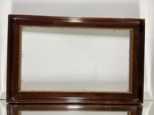 VTG-Aesthetic-Wood-Picture-Frame-Fits-10-034-x17-034