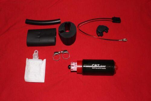 CNT Racing E85 ready 340 LPH high performance fuel pump for Honda EVO and Subaru