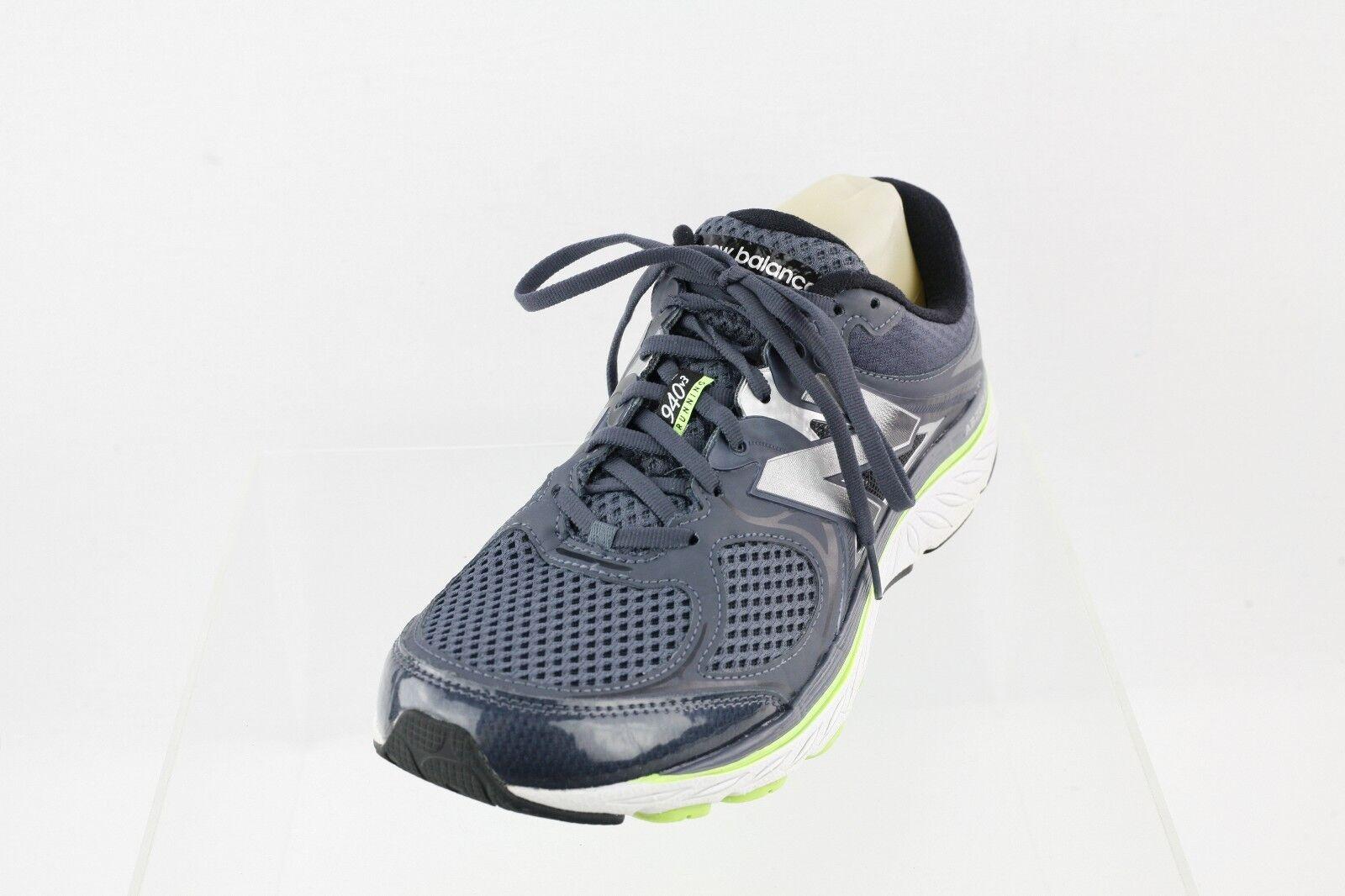 Men's New Balance M940BG3 Grey Lace-up Running Athletic shoes Size 10 M