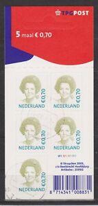NVPH-Nederland-V-2138-used-5x0-70-Euro-2003-Op-ZOEK-NAAR-HANGBOEKJE-KIJK-NU