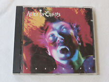 Alice in Chains Facelift CD CK46075 CBS Records 1990 Man in the Box Sea of Sorro