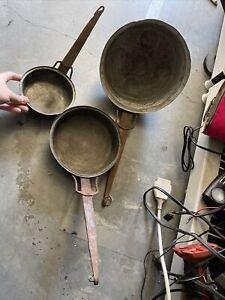 Pan Handles set of 3