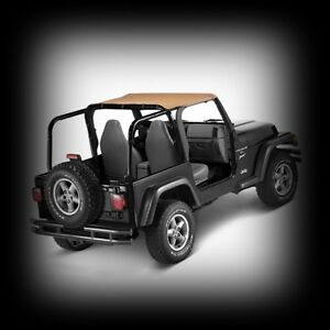 details about jeep wrangler tj bikini top strapless style spice denim. Cars Review. Best American Auto & Cars Review