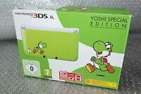 Console Nintendo 3ds Xl 100% Neuve Verte ♦ Rare Pack Yoshi Special Edition