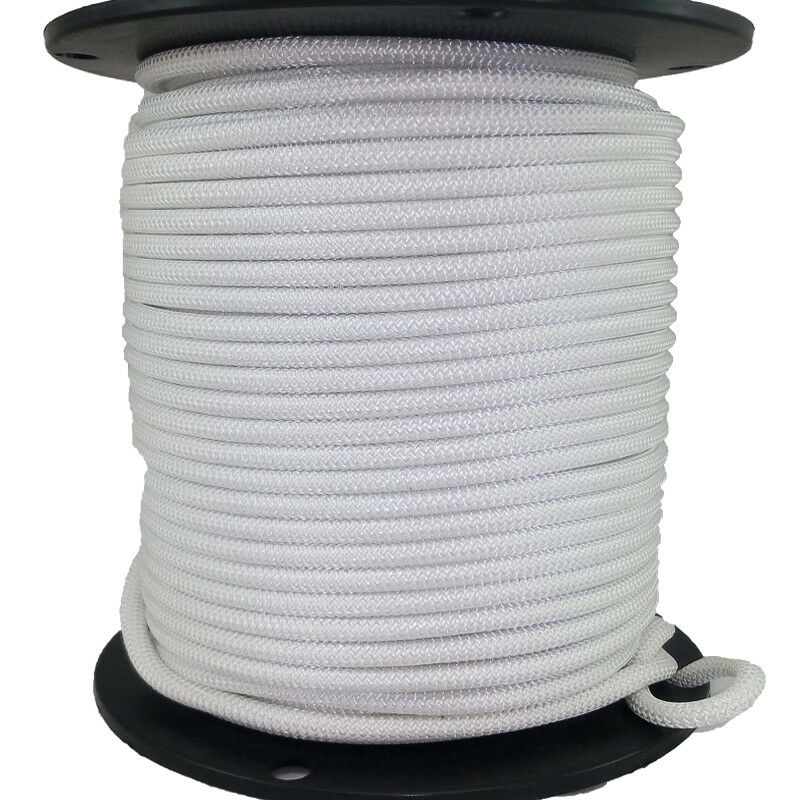 3 8  1000 ft Dacron Polyester Rope White