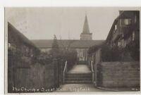 The Church & Guest Hall Lingfield 1920 RP Postcard, B090