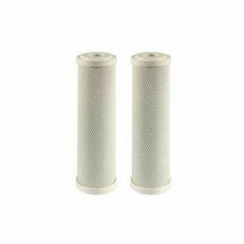 2 PK Fits GE FX12P FX12M Smart Water RO Compatible Pre /& Post Filter Cartridge