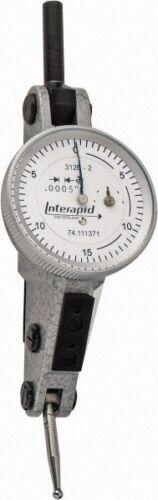 Horizontal Dial Tes... INTERAPID® 0.06 Inch Range 0.0005 Inch Dial Graduation