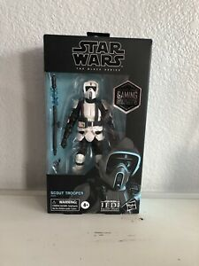 Star Wars Black Series Jedi: fallen order Scout Trooper