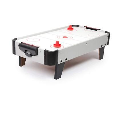 Gioco Air Hockey Elettrico Da Tavolo 220v 80.5 X 42 X 22 Cm Puddle E Dischetti