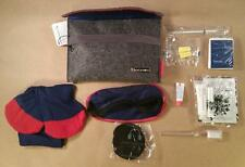 American Airlines / U.S. Airways Travel Pouch / Toiletry Bag / Amenity Kit Lot 3