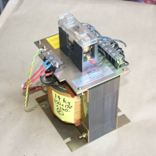 Fanuc Robot A80L0012001001 1KVA Multitap Transformer 415V Single Phase