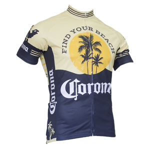 CgoldNA  VINTAGE MEN'S SHORT SLEEVE CYCLING JERSEY - by Retro Image Apparel  incredible discounts