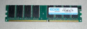 Genuine-1GB-Edge-2-5V-333MHz-DDR-PC2700-184-Pin-PC-SD-RAM-Memory