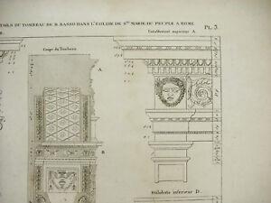 Grandjean-Montigny-1813-Tombeau-R-Basso-Eglise-of-Sainte-Marie-of-People