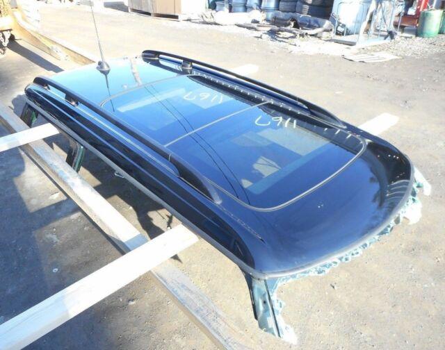 08 14 Mini Cooper Clubman R55 Panorama Sun Roof Sunroof Glass