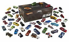 50 Pack Hot Wheels Car Box Toy Die-Cast Cars Set Kids Xmas Gift Vehicle Bundle N