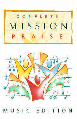 "Complete ""Mission Praise"" [Music Edition], Acceptable, , Book"