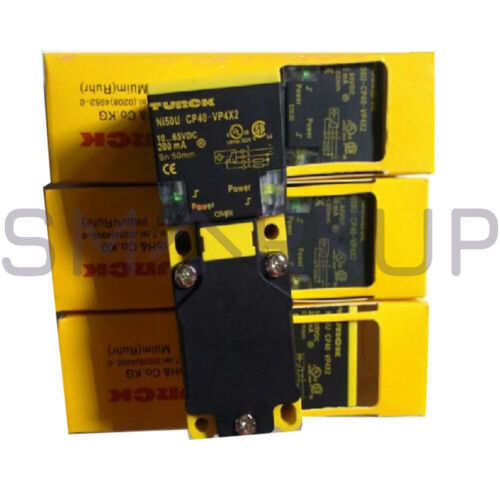 Brand New TURCK NI20NF-CP40-VP4X2-H1141 Proximity Switch Sensor