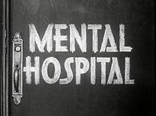 Mental Health Film Depression Schizophrenia Vintage 1950s Films On DVD