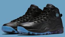 Nike Air Jordan Retro X 10 HAI Shanghai Black Gamma Purple size 9. 310805-024