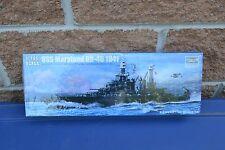 Trumpeter 1/700 05769 USS Maryland BB-46 1941 Battleship - NEW