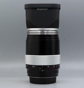 Details about Voigtländer APO-Lanthar 125mm f/2 5 SL Macro Lens for Canon  EF Mount