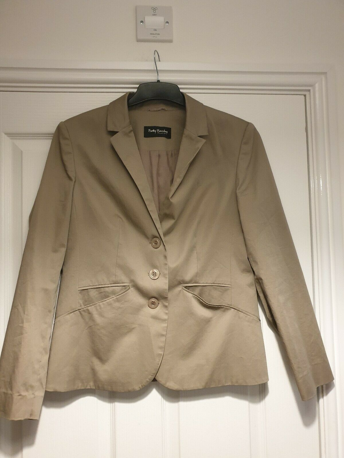 Betty Barclay Jacket Size 14