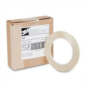 Scotch® 6306 Fine Line Tape 218 Green 1.6 mm 1//16 inch width 06306