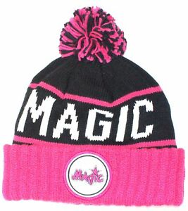 fa8c8632a3d Image is loading NBA-Officially-Licensed-Orlando-Magic-Pink-and-Black-